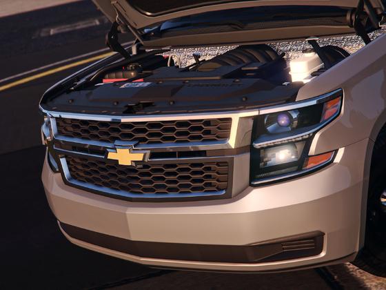 2018 Chevrolet Tahoe PPV