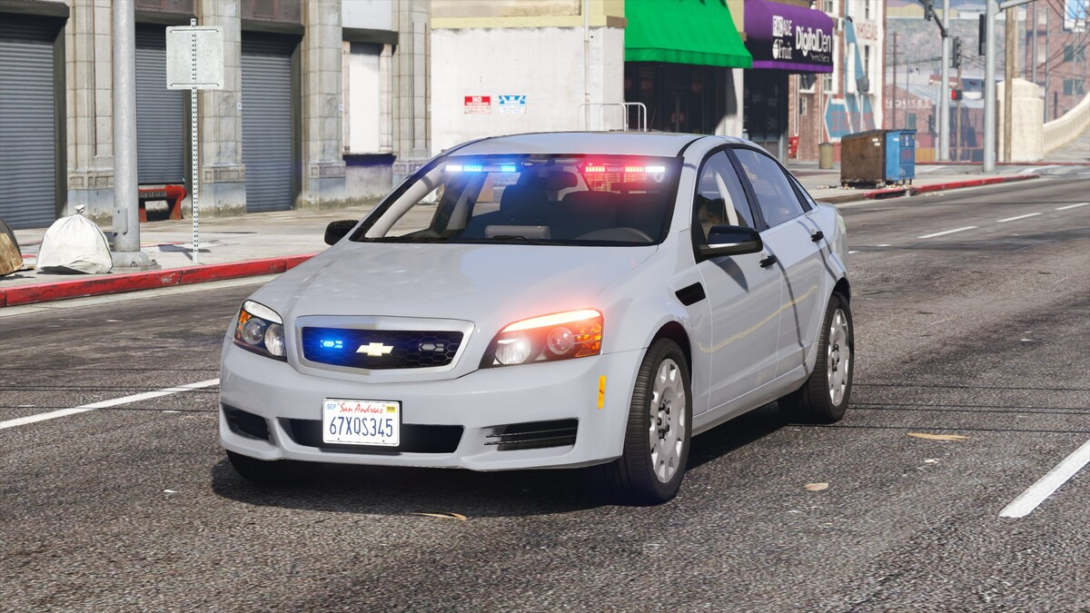Caprice - LSPD Unmarked