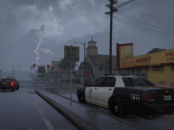 LSPD and the Weather