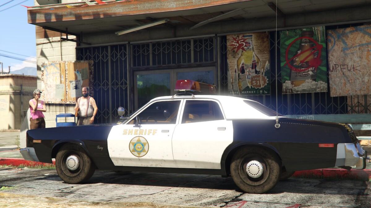 Deputy On Duty