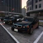 LSPD's Caprice fleet