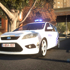 2009 Ford Focus Estate - Local Police