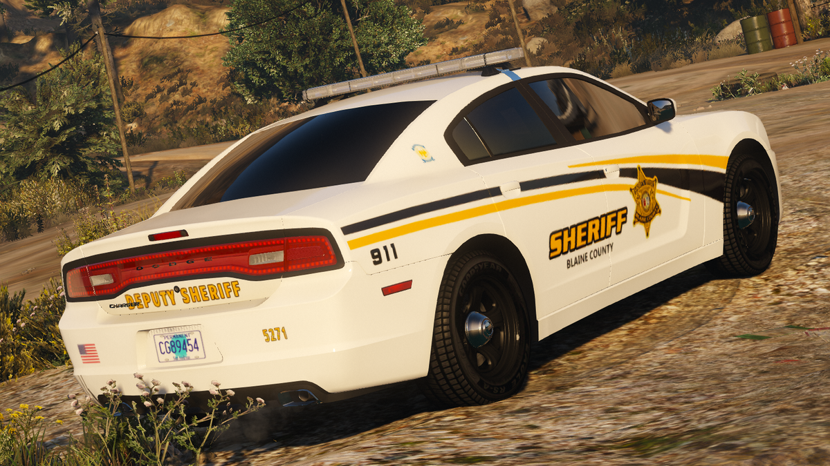 Charger PPV Blaine County Sheriff's Office - Modding Forum