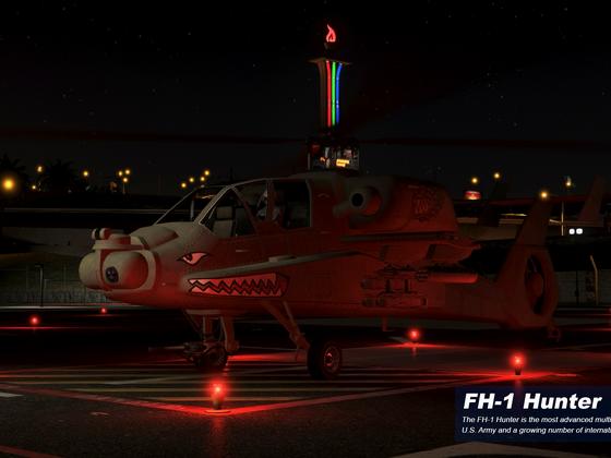 Western Company New FH-1 Hunter
