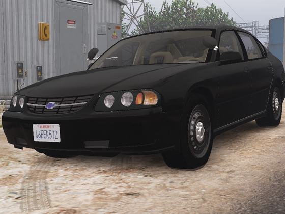 2002 Chevy Impala 9C1