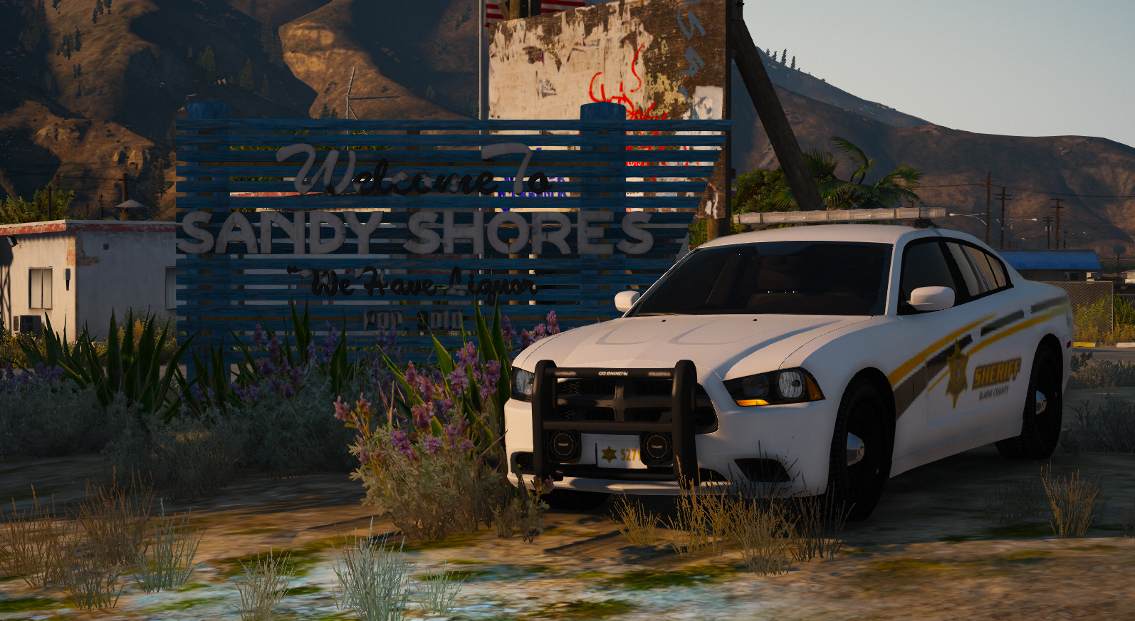 Welcome to Sandy Shores