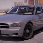 2010 Dodge Charger Police Package