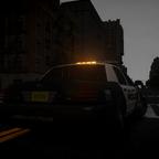 LCPD Blocking Traffic