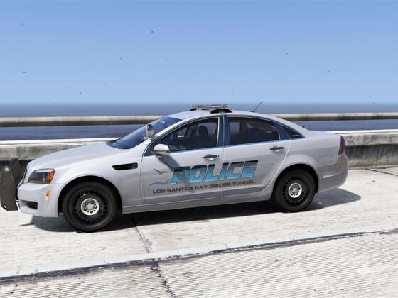 Los Santos Bridge & Tunnel police