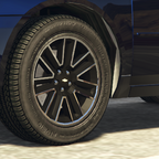 New Impala wheels