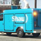 E=350 Utility Truck