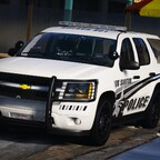 2014 Chevrolet Tahoe PPV LSPD