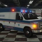 E350 Vanbulance