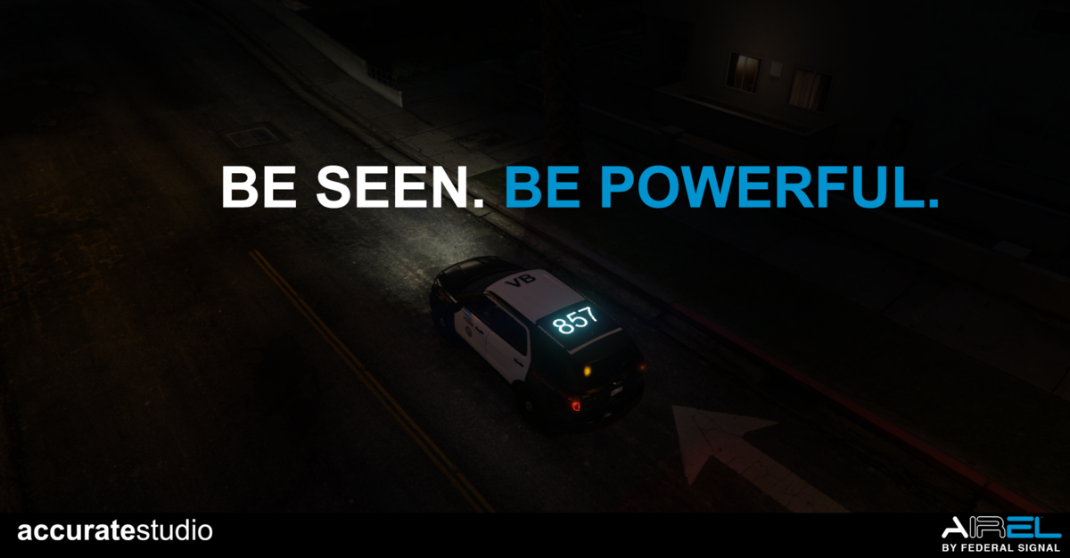 Be Seen. Be Powerful.