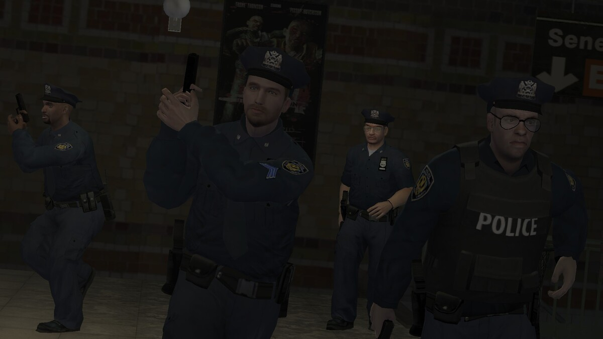 Everyone! CATCH. THAT. PERP.