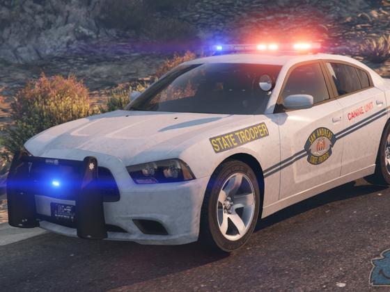 San Andreas State Patrol