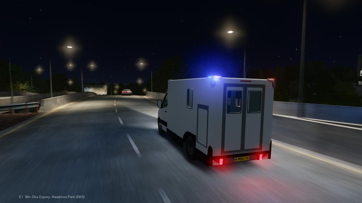 Ambulance [WIP]