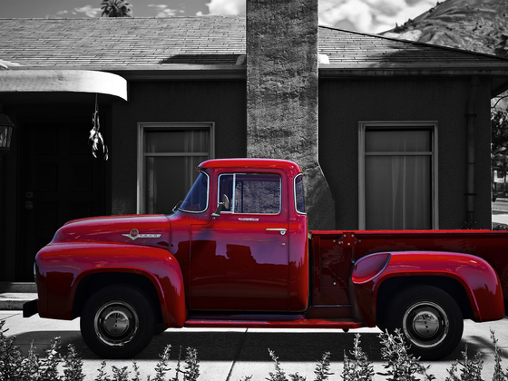 '51 Ford F100