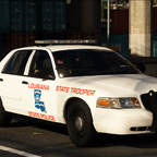 Louisiana State Police - 2008 CVPI