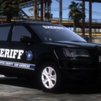 Los Santos County Sheriff's Office Car 1996