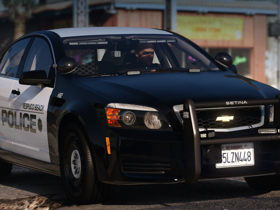 Hermosa Beach Police Department based caprice