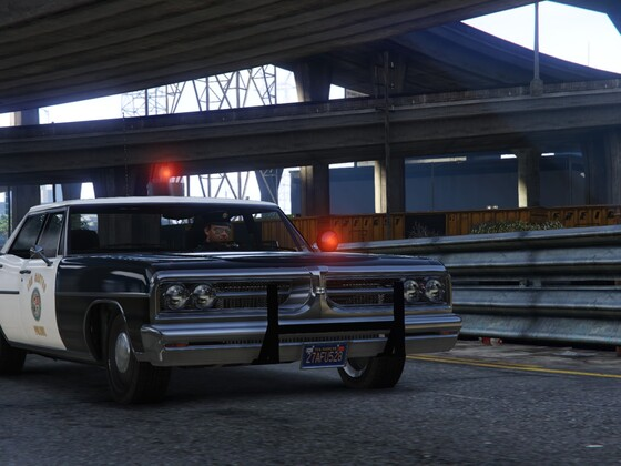 LSPD Dundreary Regina Sedan