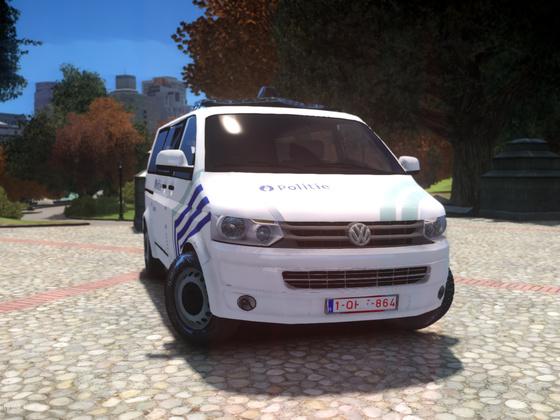 VW Transporter 5 - Lokale Politie (Local Police)