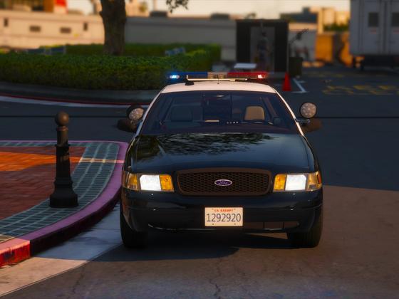 | LAPD CVPI '11 |