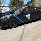 Cleveland County Sheriff Charger