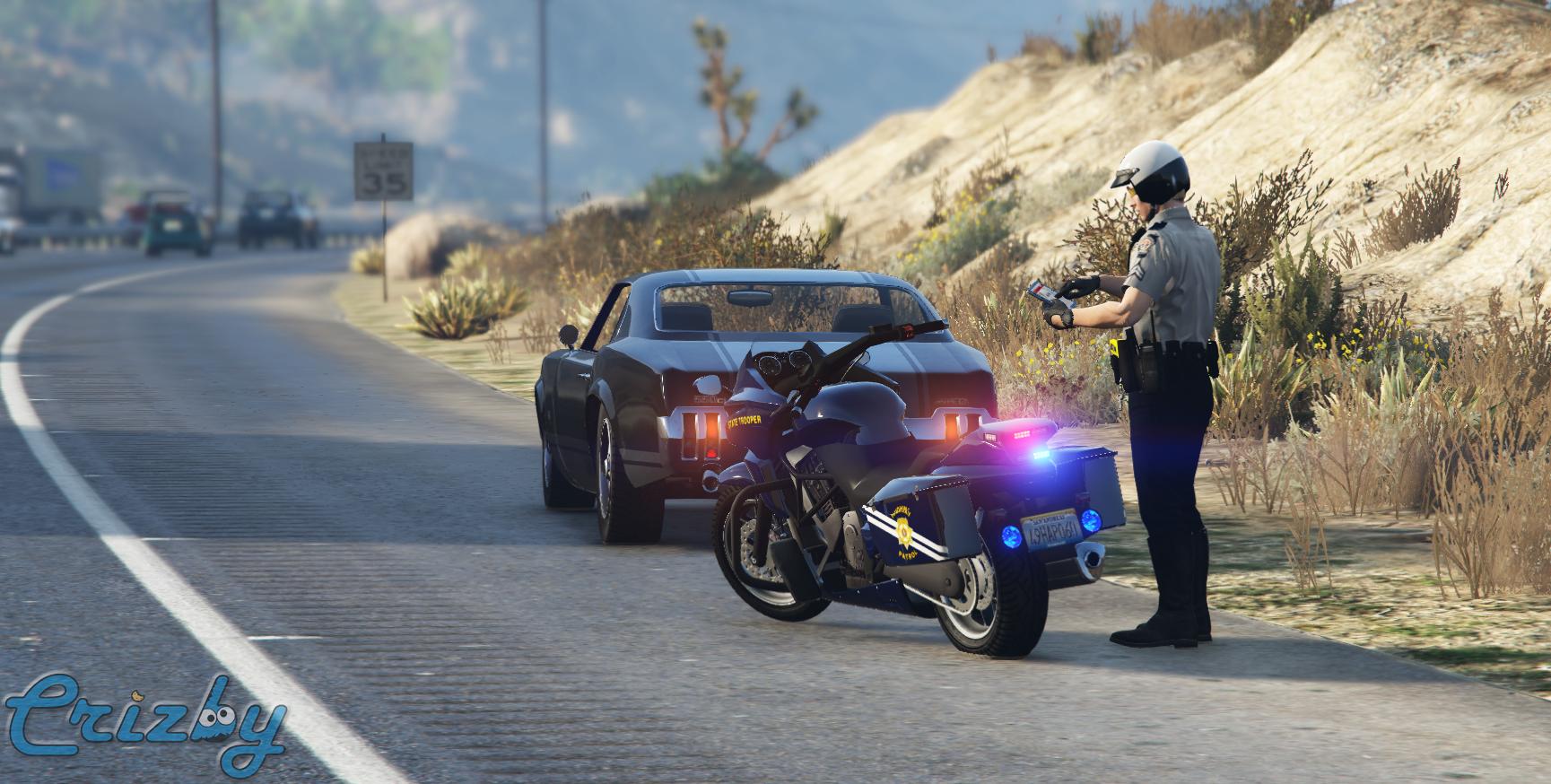 Low Speeds, High Fines