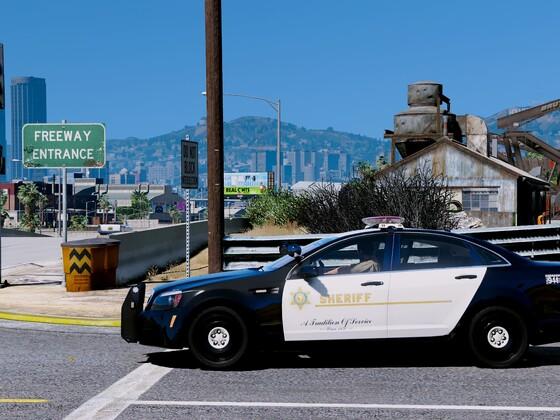 Caprice patrolin'
