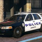 Lafayette Police - 2008 CVPI