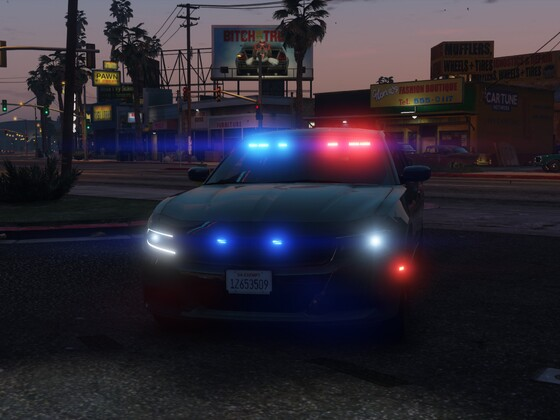 LSPD Metro Charger