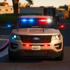 | LAPD  EXPLORER '16 UNMARKED |