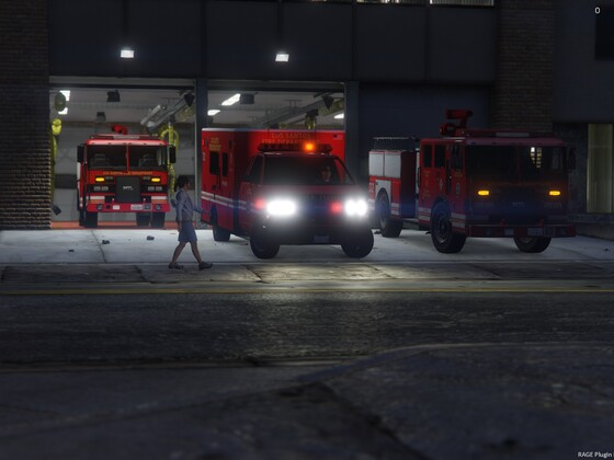 Los Santos Fire Department Medic 32