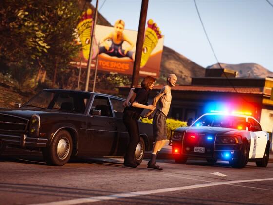 COPS - Los Santos